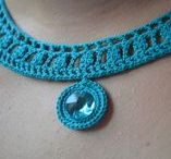 CROCHET jewelry / Tons of beautiful crochet jewelry.  If you want to learn how to crochet earring, necklaces, rings, bracelets, and more... this is the place!  Find crochet jewelry patterns, how-tos, and tutorials right here.
