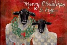 Old-Fashioned Christmas Spirits ~ / I love sharing Christmas with you ♥