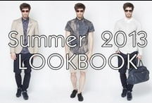 Summer 2013 Lookbook