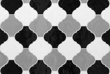 #Arabesque Tiles #Lantern Tiles #Losanga Provenzale