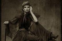 Angela / model: Angela Olszewska dress: Małgorzata Chara hair: Aldona Karczewska-Wodzińska make-up: Katarzyna Kałek-Dekert phtographer & stylist: Piotr Jan Gajewski
