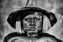 Hanka - a simple portraits of an extraordinary person / model & stylist: Hanka Podraza make-up artist: Katarzyna Kałek-Dekert photographer & stylist: Piotr Jan Gajewski