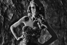 corsets / model: Angela Olszewska & Kasia Zientkowska hair: Aldona Karczewska-Wodzińska  MUA: Agnieszka Kowalska & Anna Mulcan corsets: Greg Red - Grzegorz Skwara