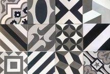 #decorated tiles #Decori