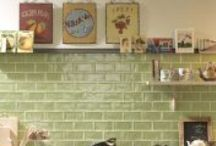 #wall tiles #piastrelle rivestimento #metro tiles #subway Tiles #backsplash tiles #beveled tiles