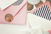 Stationery / Fun stationery makes work feel like play. Fact.