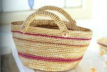Bag and Purses crochet