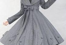 Wardrobe(overcoats)
