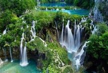 WATERFALLS WORLD WIDE!! /  About waterfalls found all over the world.These are very captivating!!I LOVE Nature! / by Sheron Fenty