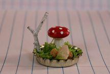 Tisch-Deco... / Ich liebe diese Abwechslung !