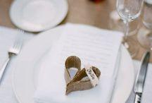 Hochzeit: TISCHORDNUNG / Wie werde ich meinen Sitzplatz.finden?