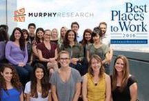 Murphy Research News / The latest news about our company.