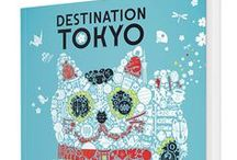 Livre - Destination Tokyo / Destination Tokyo - 100 Jeux sur le Japon [ livre, jeux, japon ]