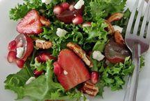 cosas saludables/ensaladas