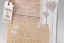 Hochzeit: EINLADUNG