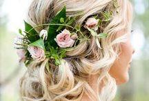 Účesy (Hairstyles) / Udělejte krásný účes! (Make a beautiful hairstyle!)