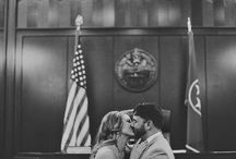 Our Courthouse Wedding!