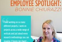 Employee Spotlight / Get to know our Murphy Research family!