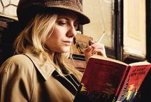 I ❤️  to read / by Kristianna ☮ ∞