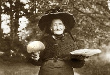 Witches / Old creepy photos of witches