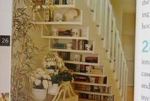 Storage Ideas / If you've just moved in or are wanting to sell, declutter your house with these creative ideas.