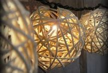 Light up your house / Brighten every room with these great lighting ideas