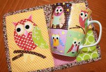 Owls I Love It  / Is cute N you can make it is easy  / by Lizzette Salcedo