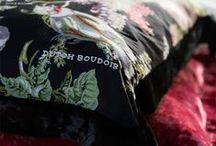 Decorative pillows / Romantisch en exclusief bedlinnen. Van standaard functioneel, naar romantiek en elegantie in een eigentijds boudoir