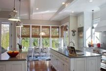 Kitchens / Love what can be done with a kitchen!