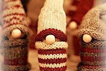 Deko: Weihnachten/Winter