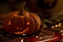 Deko: Halloween/Herbst