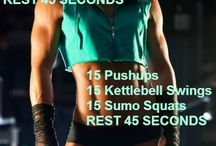 Work It Out! / Pinspiration to go past that plateau. Go go go!