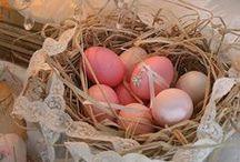 Deko: Ostern/Frühling
