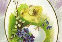 Illustrationen: Ostern/Frühling
