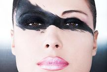 Makeup tips and inspiration / Heavy, dramatic makeup for special occasions