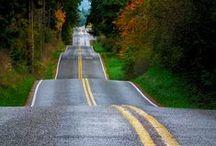 Wege und Strecken