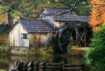Wassermühlen