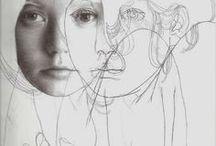 Art & illustration / scene per una fiaba