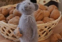Needle Felting / I Would Love to Have a Go at This One Day