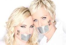 Adam Bouska:NOH8 / by Ashley Gibson