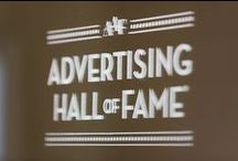 Advertising Hall of Fame (AHOF) / Welcome to the Advertising Hall of Fame, a virtual museum celebrating the extraordinary men and women who have made significant contributions to advertising and society. Each has helped raise the standards and level of professionalism in the industry, while inspiring and mentoring future generations, laying the groundwork that encourages us all to strive for excellence. / by American Advertising Federation