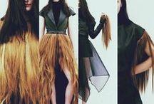moda, fashion, fashion designer / collection by Federica Fregonese