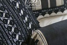 Rêves de Biarritz / Romantisch en exclusief bedlinnen. Van standaard functioneel, naar romantiek en elegantie in een eigentijds boudoir