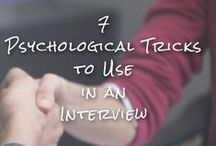 Job Interview Skills / How to ace your next internship or job interview.