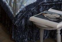 Bedrokken / Most lovely Bedskirts / De mooiste bedrokken en DIY inspiratie