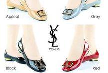 St. Laurent / sepatu dan sandal Import St. Laurent import hongkong   ukuran standar asia, jadi sama dengan ukuran yang biasa pakai   pemesanan harap cantumkan ukuran, warna dan gambar   peminat serius hub hp/wa/line 087825743622