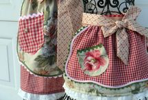 Aprons and Pinnys / Adorable