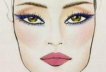 Beauty & Make Up / Feminine beauty, make up tips,tutorials etc.