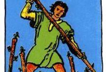 Tarot: Seven of Wands