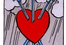 Tarot: Three of Swords
